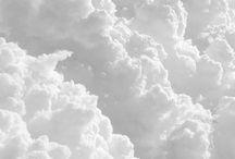 Sky. / Looking for heaven.