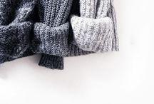 Fashion. / I love clothes