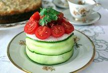 Voileipäkakut - sandwich cake / Voileipäkakkuja eli sandwich cake eli smörgåstårta