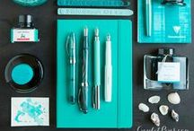 • Fountain Pens • / Some pretty and beautiful fountain pens