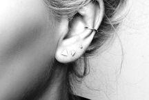 Earrings. / Decorate your ear ~ Judy Holdijk
