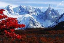ARGENTINA mía / All the landscapes of the world in one single country. Todos los paisajes del mundo en un solo país.