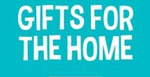 Gifts for the Home / Let's face it. It's not really the holidays without a cozy home! Grab all things homey at prices you can afford.