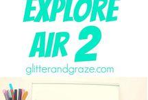 Cricut air two info