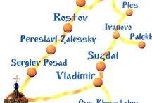RUSSIA : Anello d'oro