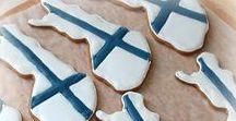 Suomi100 / Ideoita itsenäisyyspäivän juhlintaan
