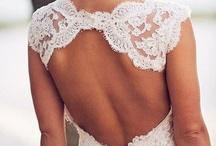 Robes de Mariage Dentelle // Lace Wedding Dresses / Une sélection des plus belles robes de mariée en dentelle.// A selection of the most beautiful lace wedding dresses.