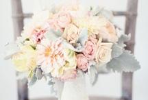 Bouquets Mariée Pastel // Pastel Wedding Bouquet / Une sélection des plus beaux bouquets de mariage pastel. // A selection of the most beautiful pastel wedding bouquets