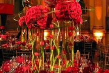 Centres de table Mariage // Wedding centerpieces / Une sélection des plus beaux centres de table de mariage. // A selection of the most beautiful wedding centrepieces.
