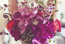 Bouquets Mariée violet // Purple Wedding Bouquet / Une sélection des plus beaux bouquets de mariage violet. // A selection of the most beautiful purple wedding bouquets.