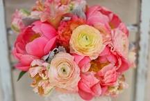 Bouquets Mariée Rose // Pink Wedding Bouquet / Une sélection des plus beaux bouquets de mariage rose. // A selection of the most beautiful pink wedding bouquets.