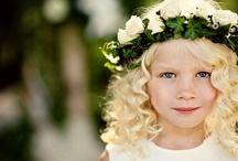 Flowers Girls / Petites filles d'honneur