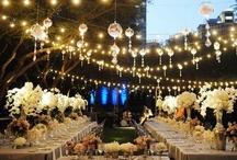 Wedding lighting / Lumiere Mariage