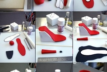 fondant shoes and templates