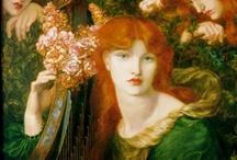Pre-Raphaelites / From Rossetti to Burne-Jones