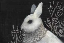 Bunnies & Hares / The wonderful world of bunnies & hares & hairy bunnies