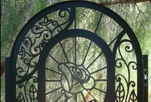 Portals / Gateways, entrances and doors into other worlds.