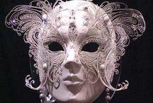Masquerade / Masks, masques and carnival
