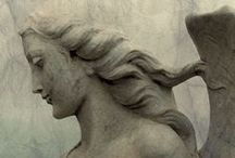 Angels / Angelic beings in art
