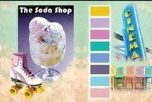#TENDANCES COULEURS printemps/été 2014 - #COLOURS S/S 2014 FASHION TRENDS / #TENDANCES COULEURS printemps-été 2014  #colour trends S/S 2014