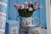 Shabby Chic / Some try to attain it for others it's a way of life.