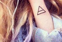 inspiration: tattoos