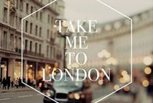 I love this city.. / City of london..