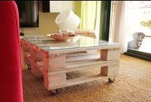 Productos ECOdECO / ECOdECO Mobiliario. Tienda online de muebles realizados con materiales reciclados. www.ecodecomobiliario.com