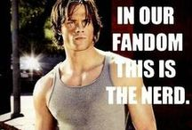 Supernatural / Best TV Show in the history of TV Shows. :D