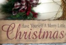 Christmas / Decoration or gift ideas