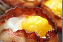 Breakfast / Yummy breakfast ideas
