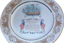 Mayflower Antiques & Collectibles / Antiques and ephemera with a Pilgrim theme