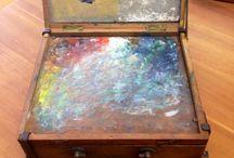 Palettes à gogo / Palettes, nuanciers, la couleur dans toutes ses déclinaisons