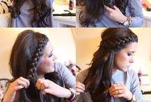 Braids and hair