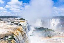 Travel: Iguazu falls / My travel photography of Iguazu Falls