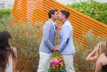 Gay Wedding / www.cake-punch.com