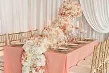 Wedding Tabletops & Linen
