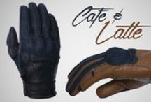 Biker Denim Gloves by 4SR