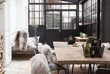 l i v i n g / Collecting ideas for my future home - I love it simple and natural