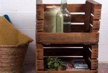 Muebles con cajas de fruta / Muebles con cajas de fruta. Cajas de fruta recicladas. Muebles reciclados. Reciclaje creativo. Reciclaje de cajas. Cajas de madera antiguas. Cajas antiguas. Muebles con cajas de madera. Cajas de fruta antiguas.  Furniture with fruit boxes. Recycled fruit boxes. Recycled furniture. Creative recycling. Recycling boxes. Antique wooden boxes. Old boxes. Furniture with wooden boxes. Antique fruit boxes.