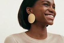 Jewellery | Wear / Stunning jewels worn beautifully....take it away ladies.