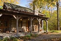 Rustic Lodge  / by Christy McCallum