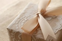 Gifts - Creative Packaging / by Christy McCallum