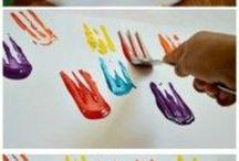 preschool ideas / by Carrie Berry