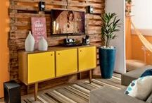 All the Comforts of Home / Everyone always dreams big when it comes to their home! Well here we provide some great decorating ideas, as well as the products to be able to make these ideas a reality! / by VMInnovations
