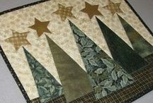 Quilting and Sewing / Beautiful quilt patterns. / by Kathleen Ordiway