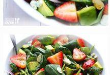 """Healthy & """"Yumz"""" / Delicious foods."""