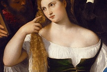 Titian's paintings of his muse