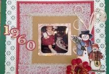Scrapbooking - Christmas / Keeping Christmas in our hearts... and on my pages. / by Kathleen Ordiway