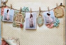 Scrapbooking - 3+ pictures / Scrapbooking pages with 3 or more pictures on a page. / by Kathleen Ordiway